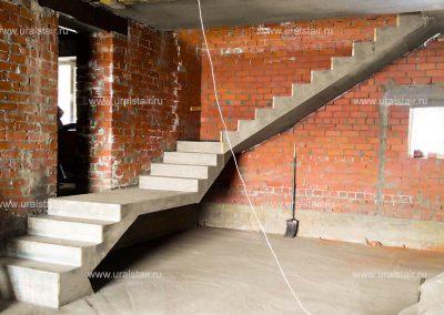 Монолитная лестница, Черданцево